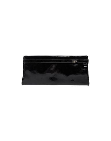 BLU BYBLOS レディース ハンドバッグ ブラック 紡績繊維