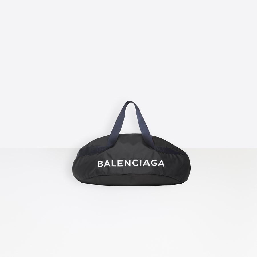 BALENCIAGA Wheel Bag M Seasonal Handbag Woman f