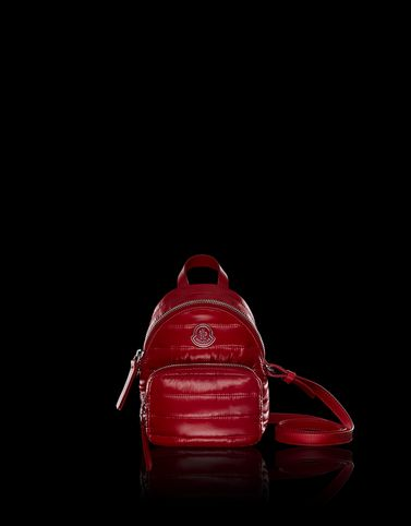 MONCLER KILIA SMALL - Medium fabric bags - women