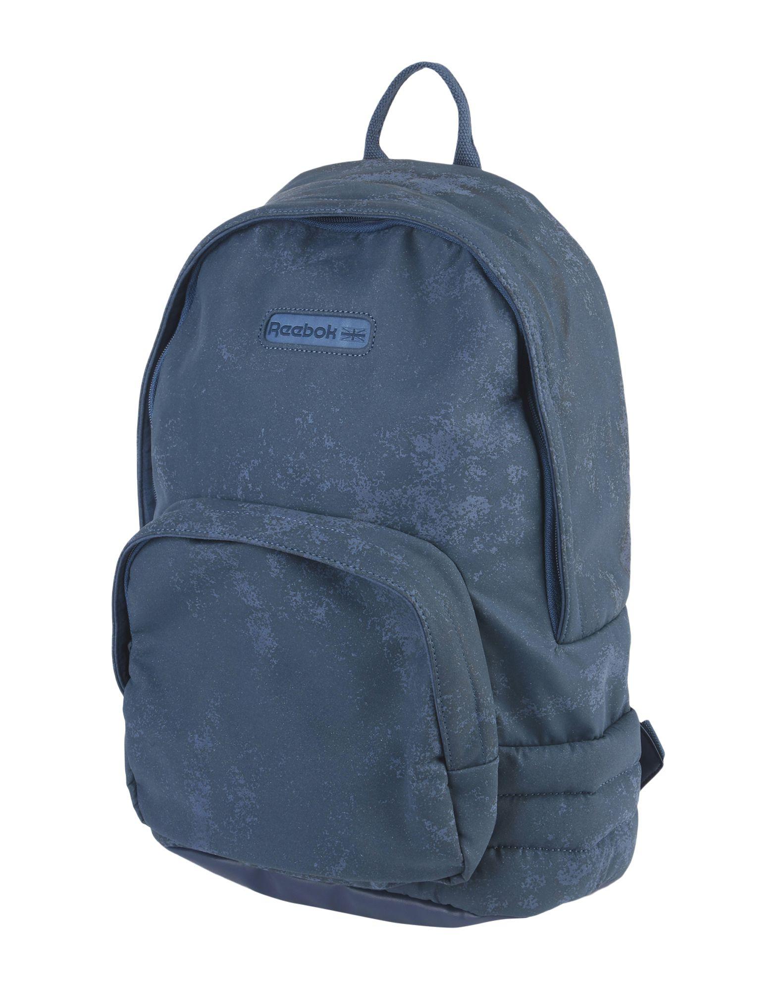 REEBOK Рюкзаки и сумки на пояс рюкзаки reebok рюкзак style found seek bp black