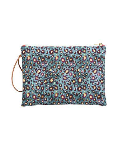 MAISON BALUCHON レディース ハンドバッグ ディープジェード 紡績繊維