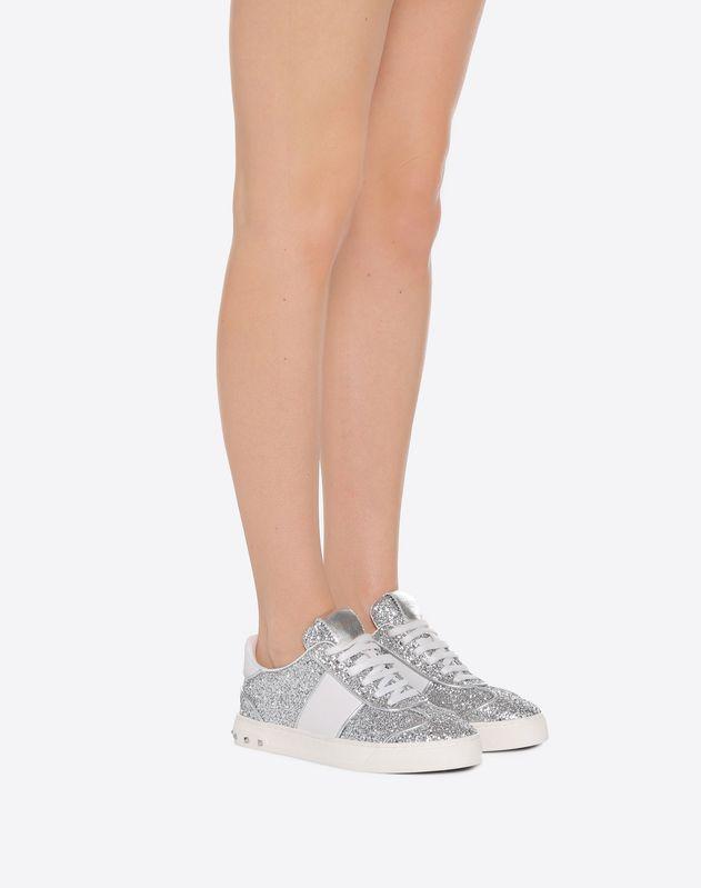 Glitter Flycrew Sneaker