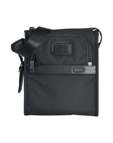 TUMI メンズ メッセンジャーバッグ ブラック ナイロン 100%