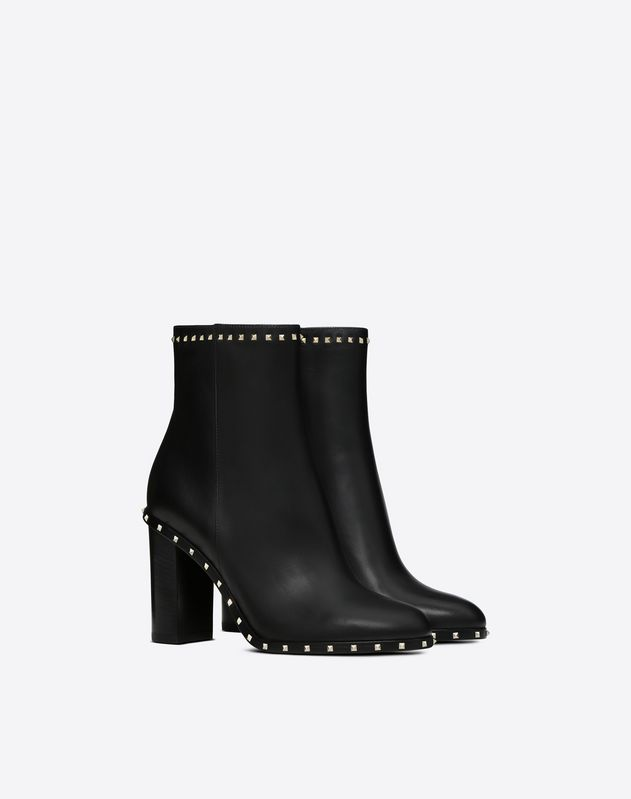 Sole Stud Bootie 90mm