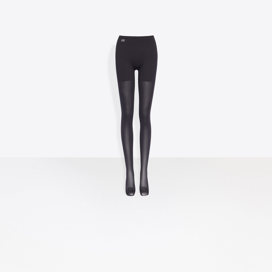 BALENCIAGA Shapy Tights Tights Woman f