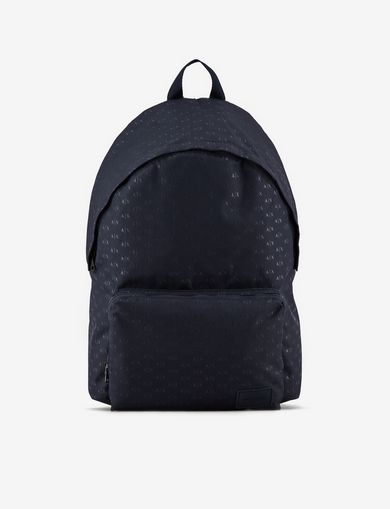 MICRO LOGO PRINT BACKPACK