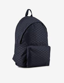 ARMANI EXCHANGE MICRO LOGO PRINT BACKPACK Backpack Man d