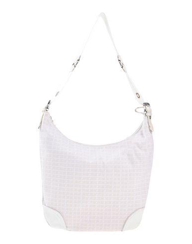 JOHN RICHMOND レディース 肩掛けバッグ ホワイト 紡績繊維 / 革