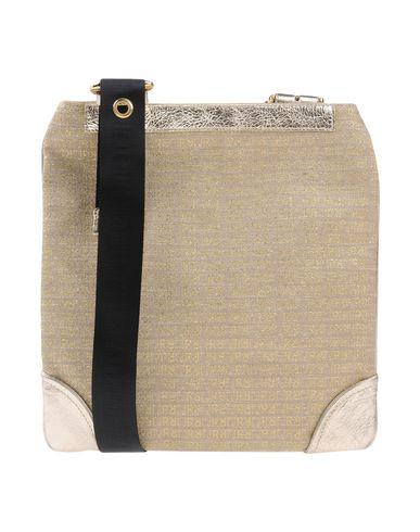 JOHN RICHMOND レディース メッセンジャーバッグ ゴールド 紡績繊維 100%
