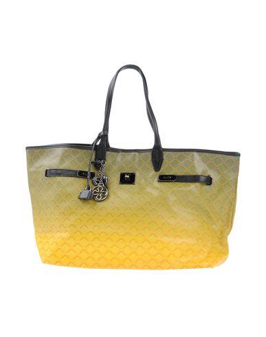 V°73 レディース ハンドバッグ グリーン 紡績繊維 / 革
