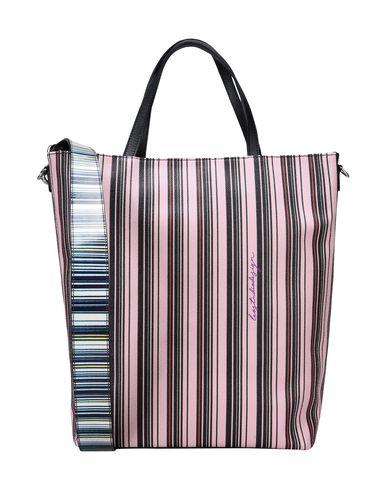 LEO STUDIO DESIGN レディース ハンドバッグ ミリタリーグリーン 革 / 紡績繊維