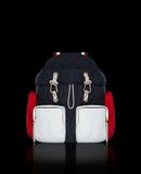MONCLER RUCKSACK - Large fabric bags - men
