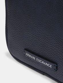 ARMANI EXCHANGE PEBBLED CROSSBODY Crossbody Bag Damen a