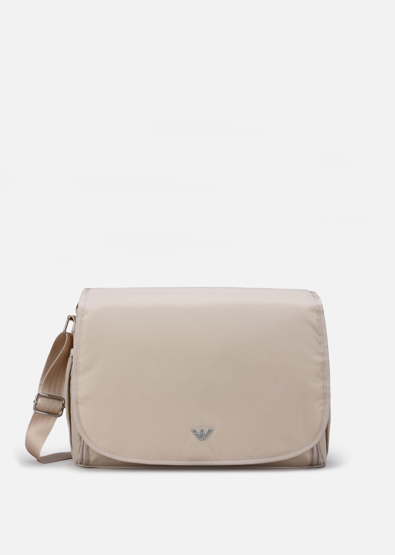Emporio Armani Diaper Bags Item 45368996 Beige Azure Pink Navy Blue