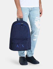 ARMANI EXCHANGE NYLON BACKPACK Backpack Man r