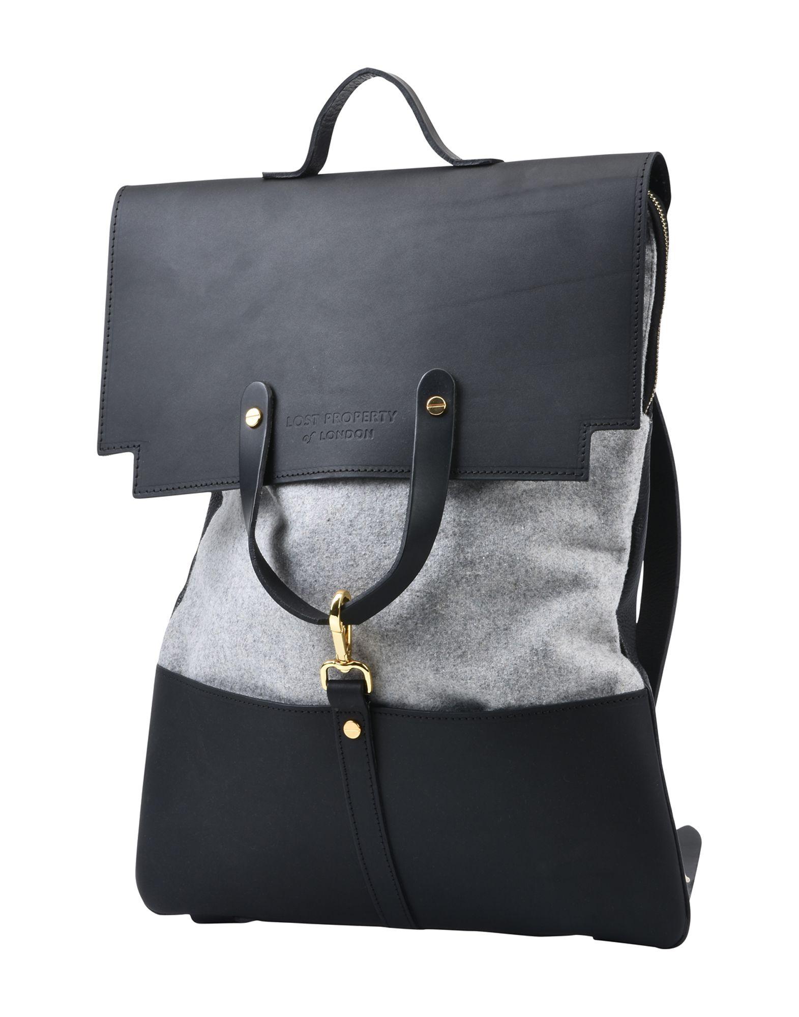 LOST PROPERTY of LONDON Рюкзаки и сумки на пояс стоимость