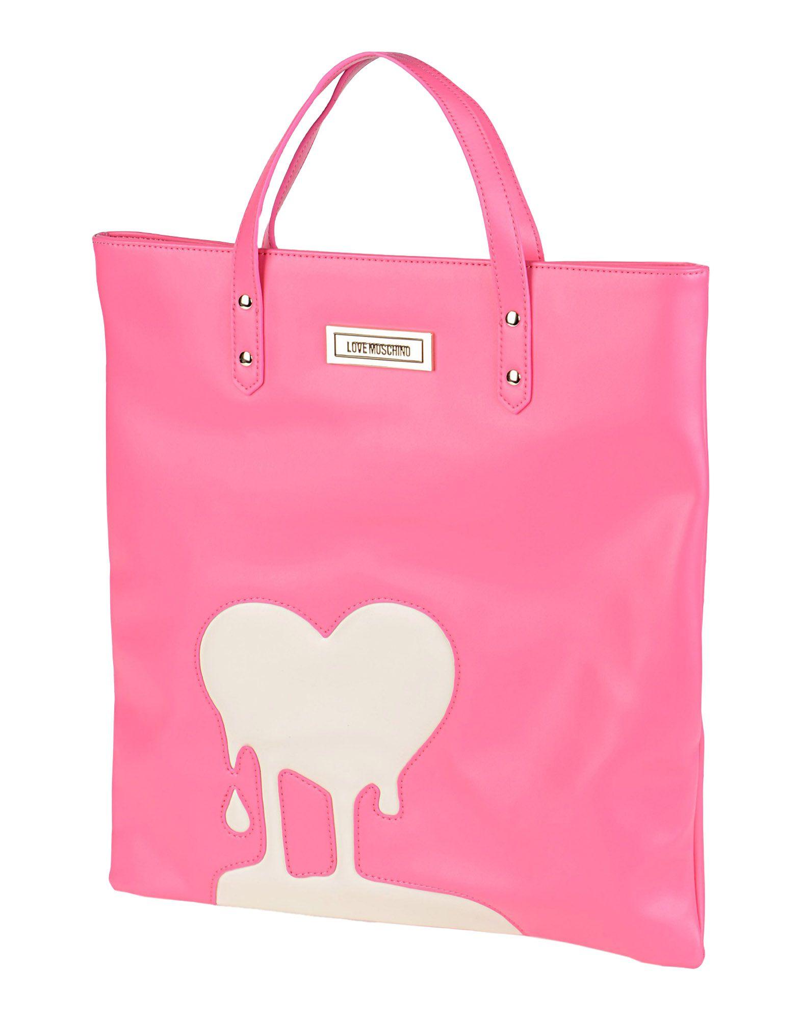 LOVE MOSCHINO Рюкзаки и сумки на пояс туалетная вода moschino i love love объем 100 мл вес 150 00