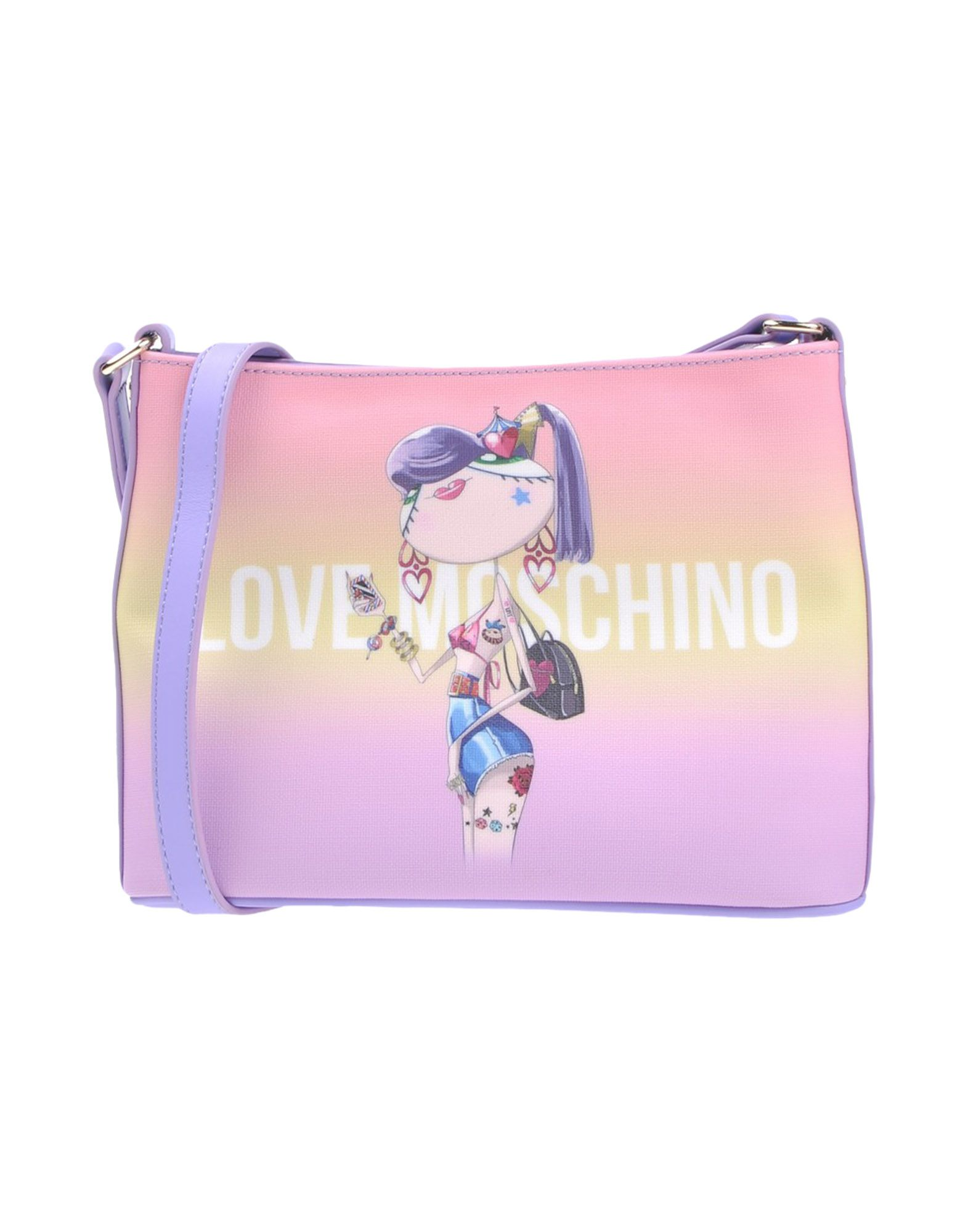 LOVE MOSCHINO Сумка на руку сумка moschino love коричневый