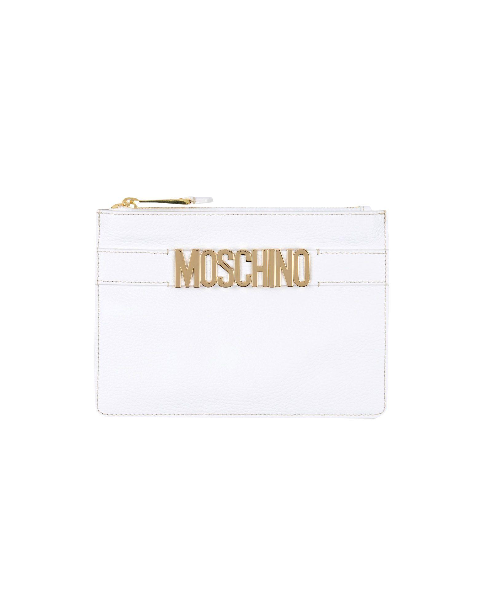 MOSCHINO COUTURE Косметичка moschino couture сандалии