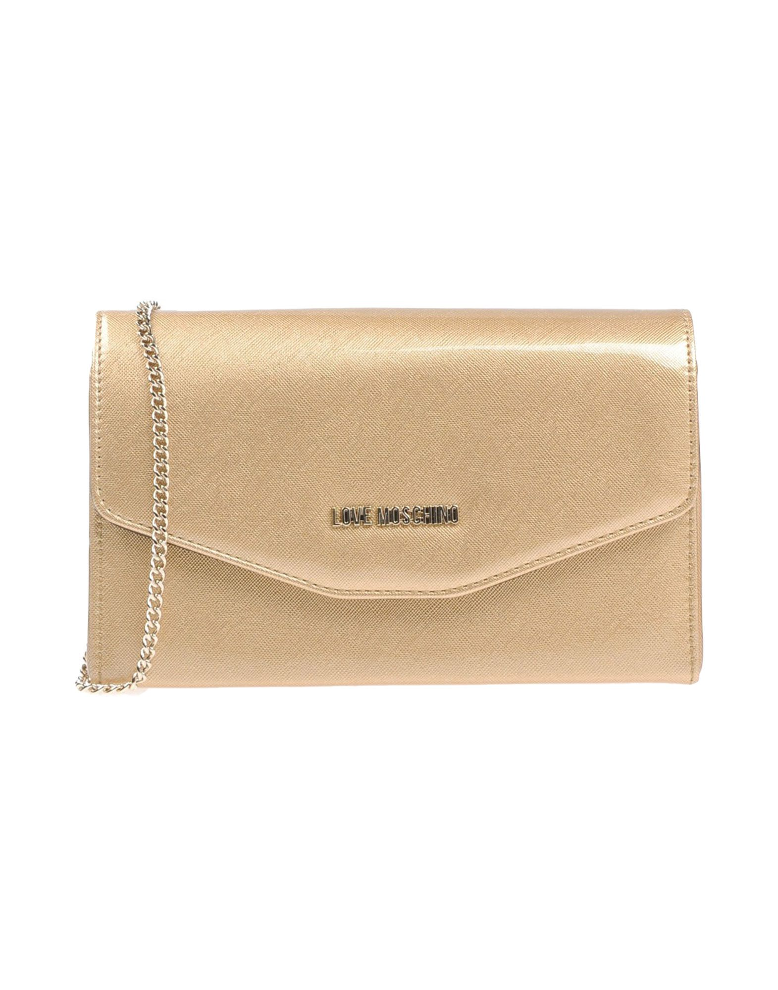 LOVE MOSCHINO Сумка через плечо сумка moschino love коричневый