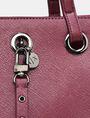 ARMANI EXCHANGE SAFFIANO SATCHEL Satchel bag Woman a