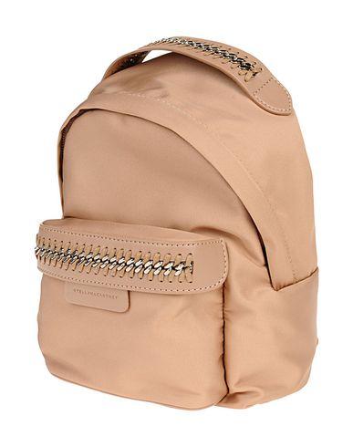 STELLA McCARTNEY レディース バックパック&ヒップバッグ ローズピンク 紡績繊維