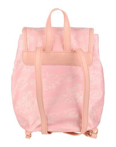 Фото 2 - Рюкзаки и сумки на пояс розового цвета
