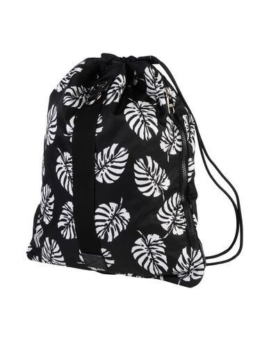 DOLCE & GABBANA レディース バックパック&ヒップバッグ ブラック 紡績繊維