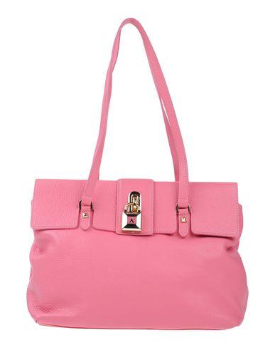 Фото - Сумку на руку розового цвета