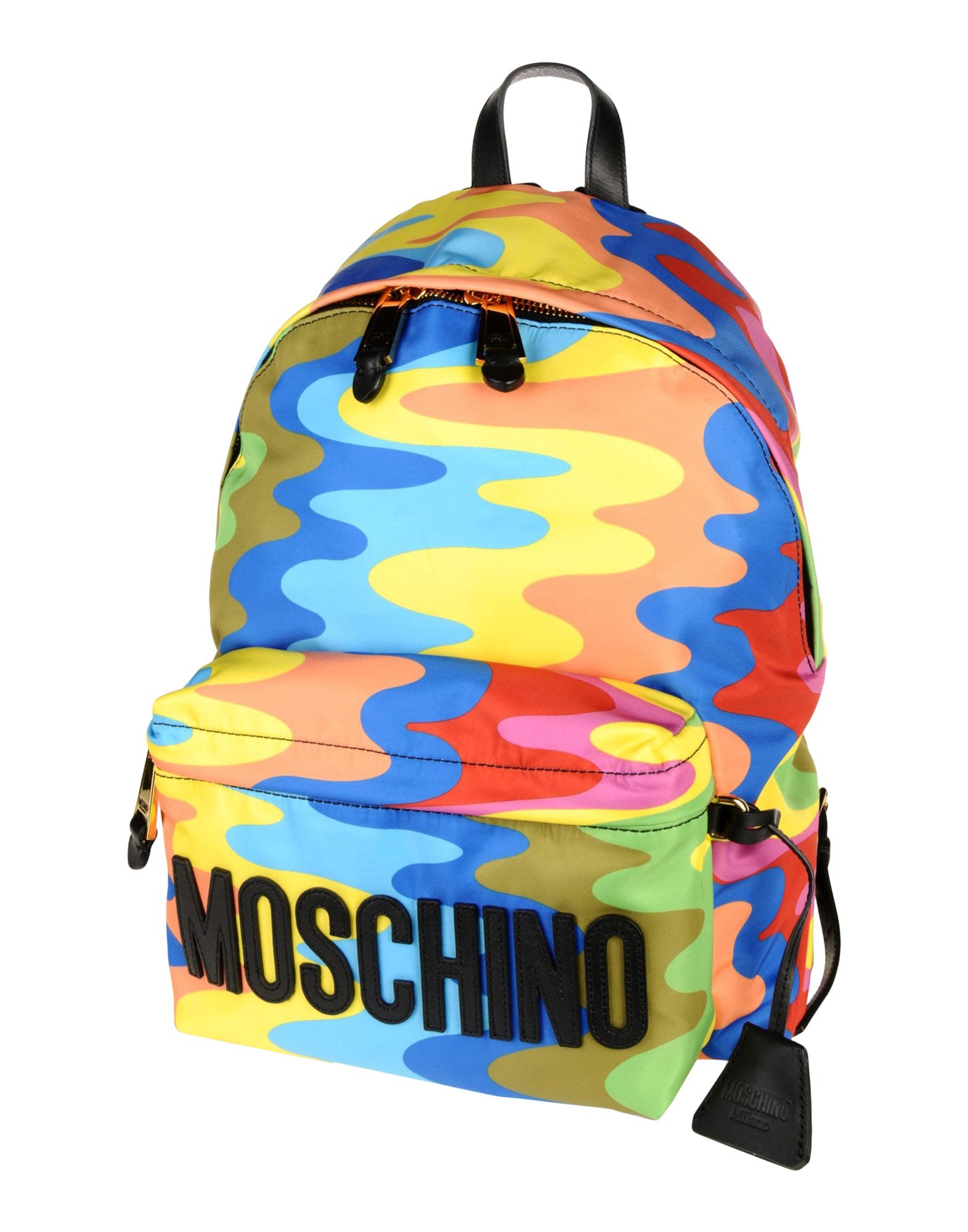 цена MOSCHINO Рюкзаки и сумки на пояс онлайн в 2017 году