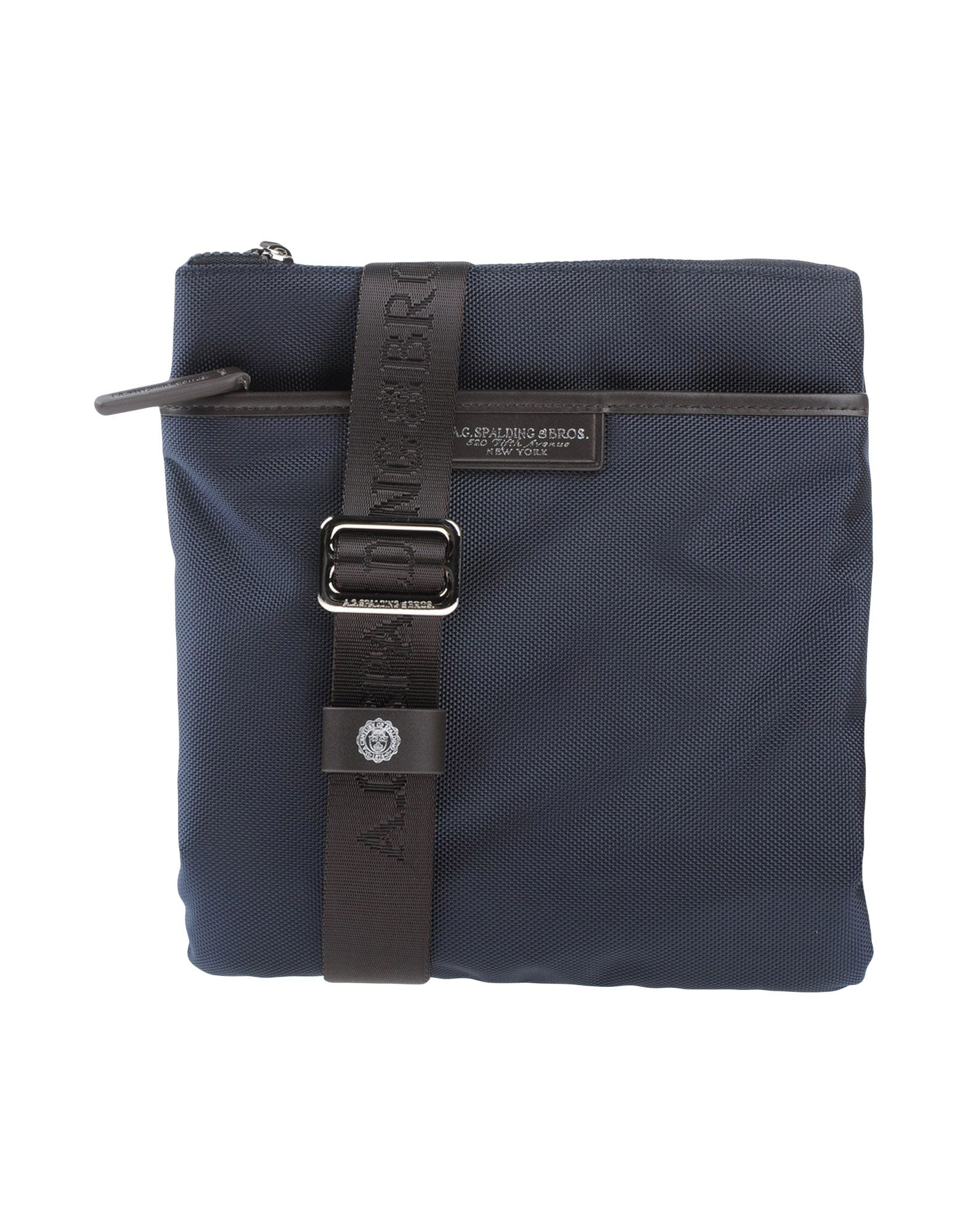 A.G. SPALDING & BROS. 520 FIFTH AVENUE  New York Сумка через плечо kate spade new york сумка через плечо