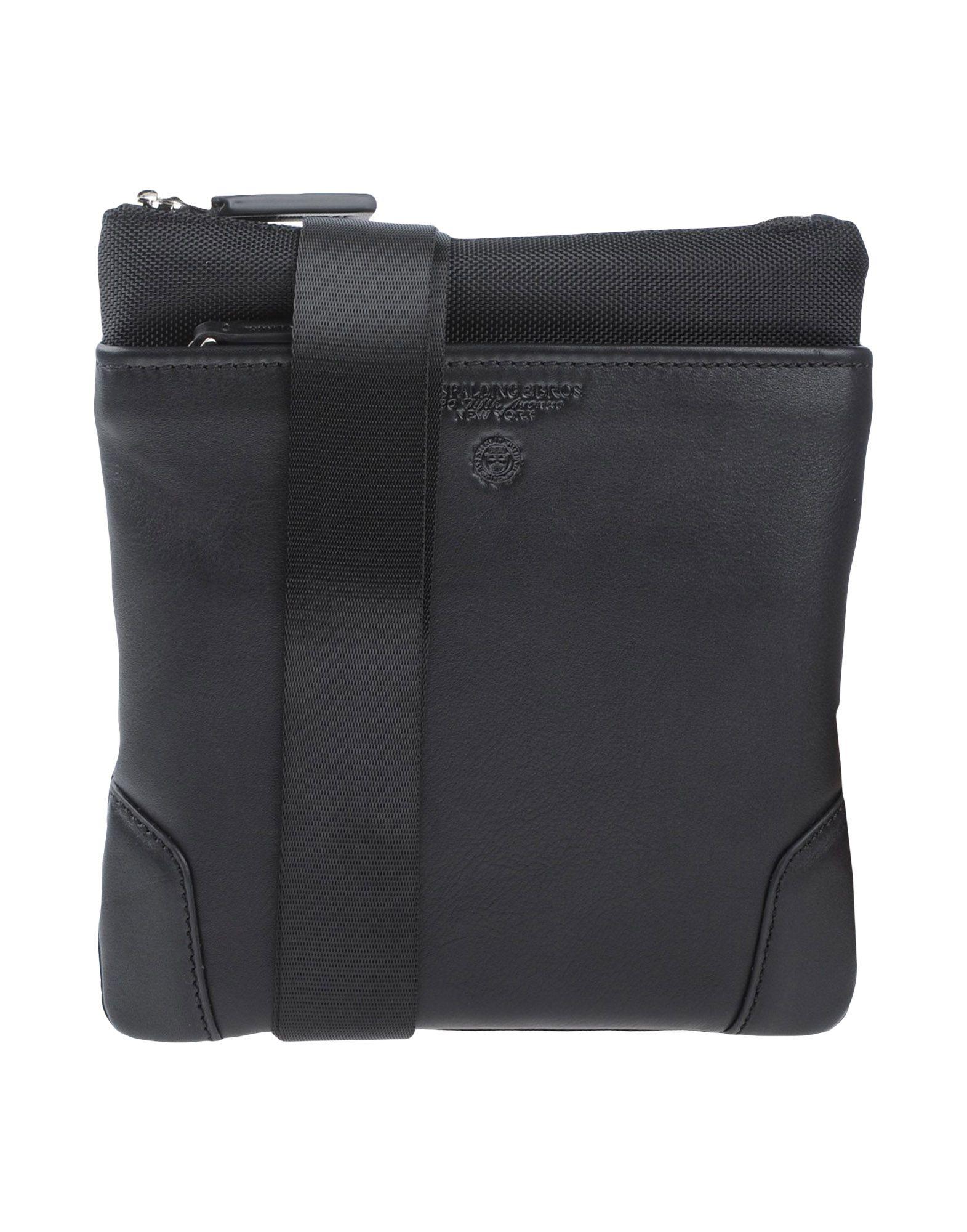 A.G. SPALDING & BROS. 520 FIFTH AVENUE New York Сумка через плечо сумка через плечо brand new 2 7 hombre maletin b10023