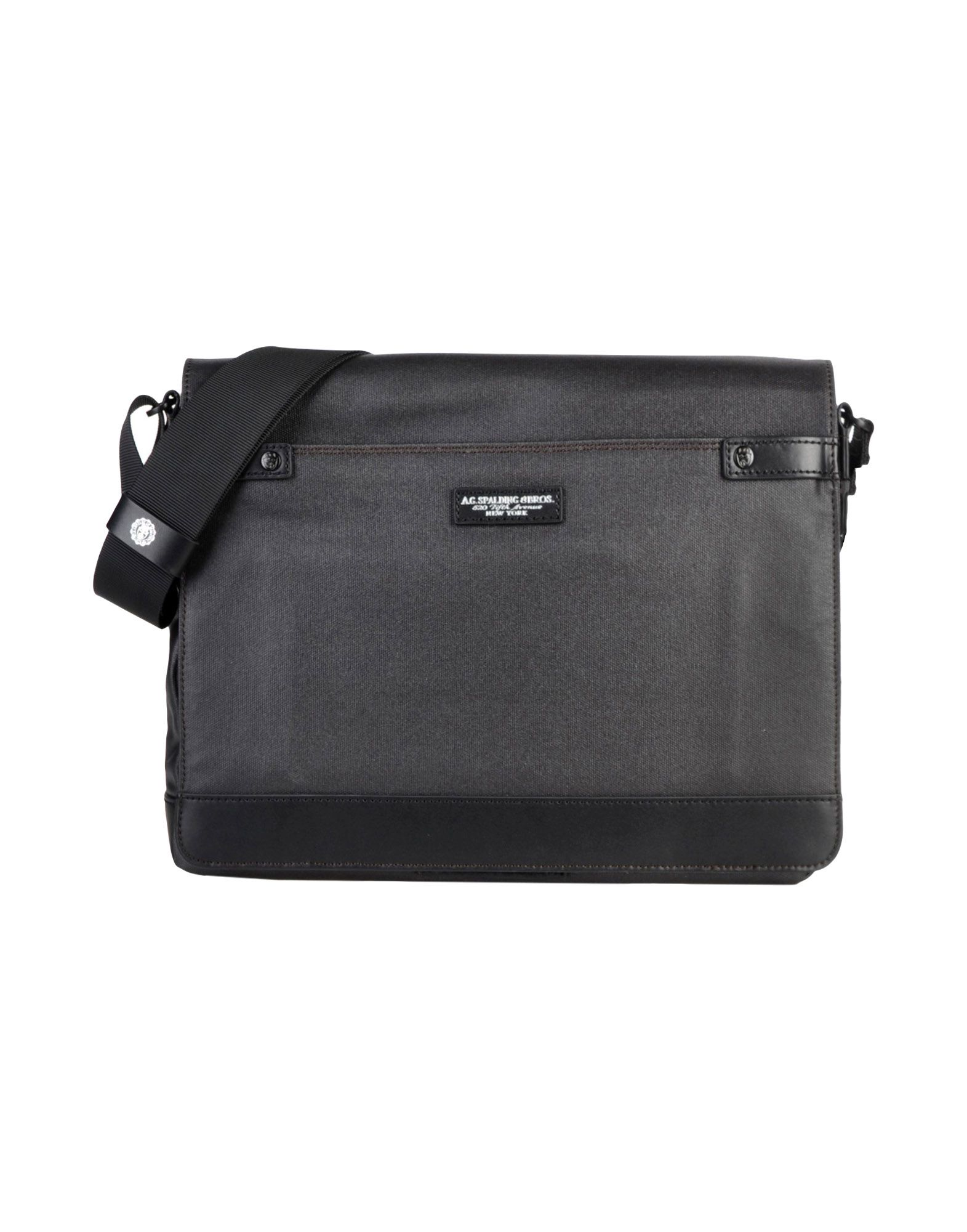 A.G. SPALDING & BROS. 520 FIFTH AVENUE New York Деловые сумки