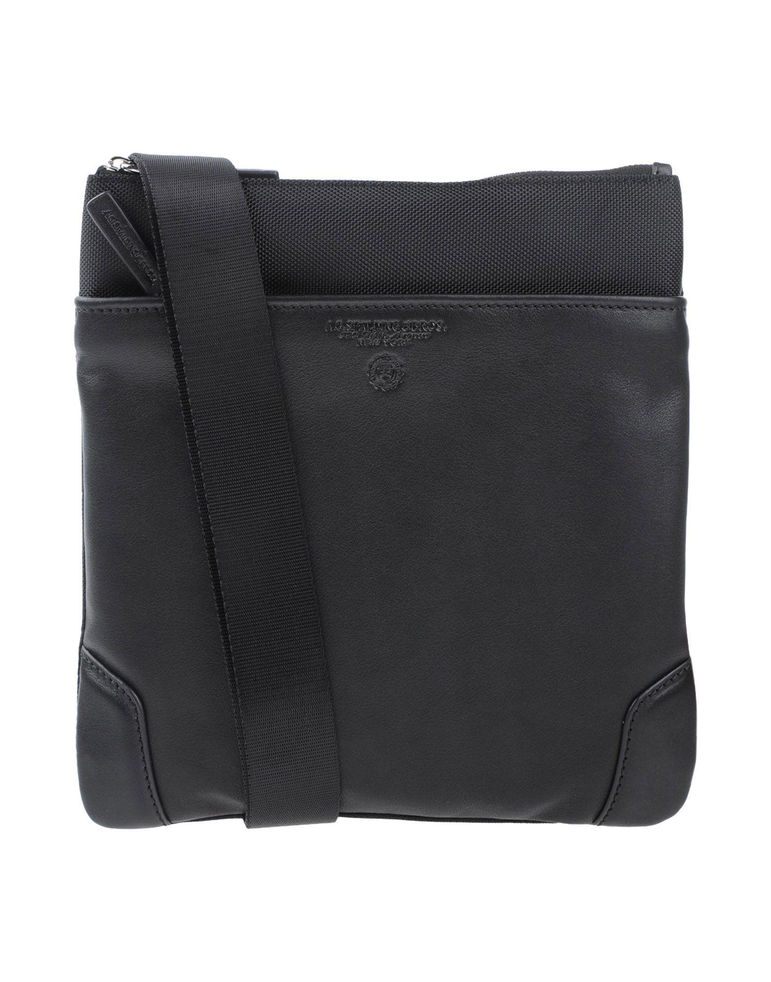 A.G. SPALDING & BROS. 520 FIFTH AVENUE  New York Сумка через плечо kate spade new york сумка на руку
