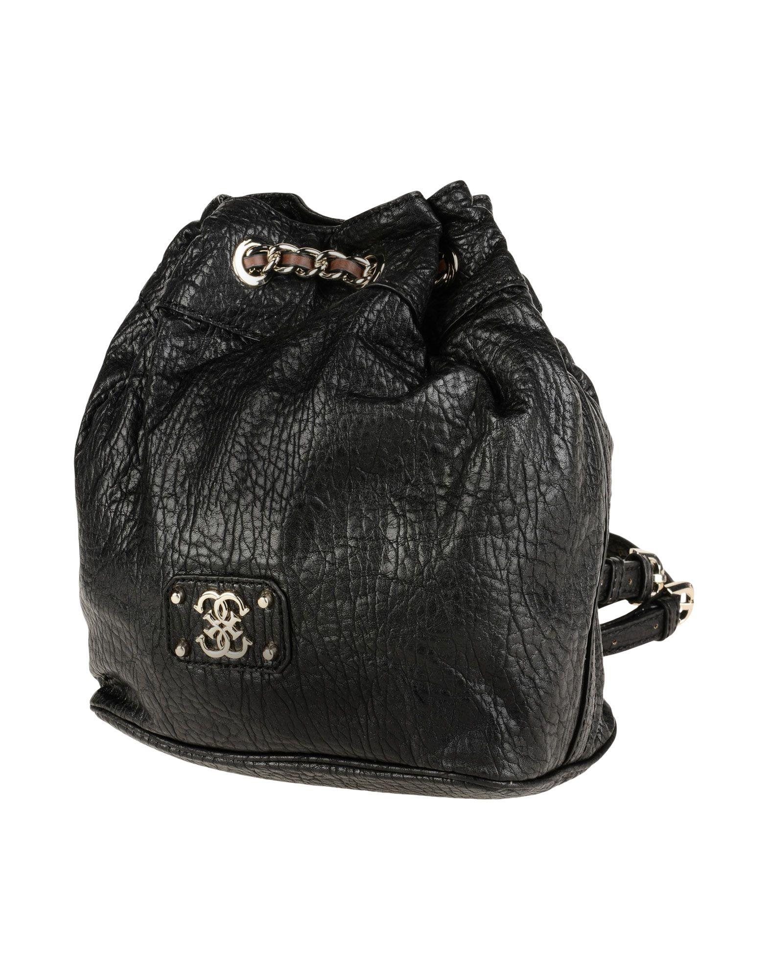 GUESS Рюкзаки и сумки на пояс сумки guess сумка sybil quilted look