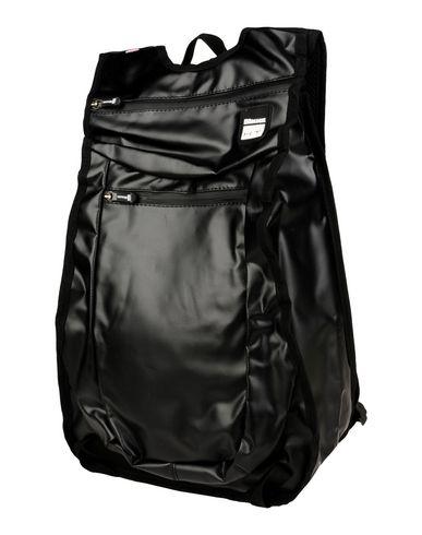 BLAUER. H.T. レディース バックパック&ヒップバッグ ブラック ポリ塩化ビニル 80% / ポリエステル 20%