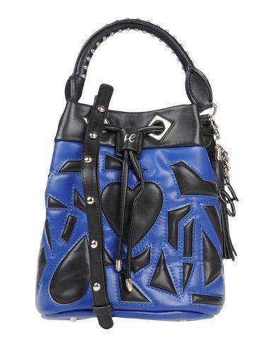 LA CARRIE BAG レディース ハンドバッグ ブルー 紡績繊維
