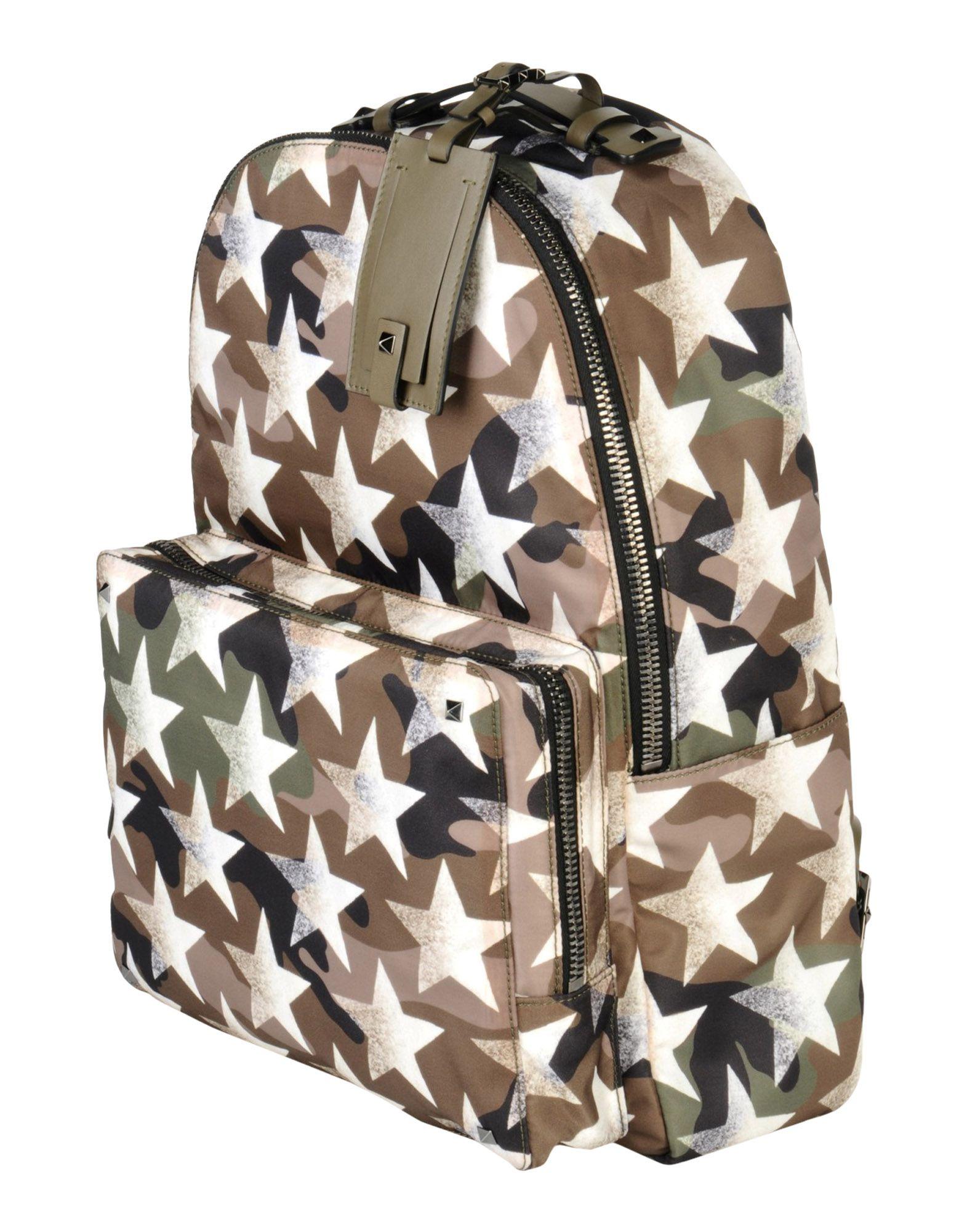 VALENTINO GARAVANI Рюкзаки и сумки на пояс цены онлайн