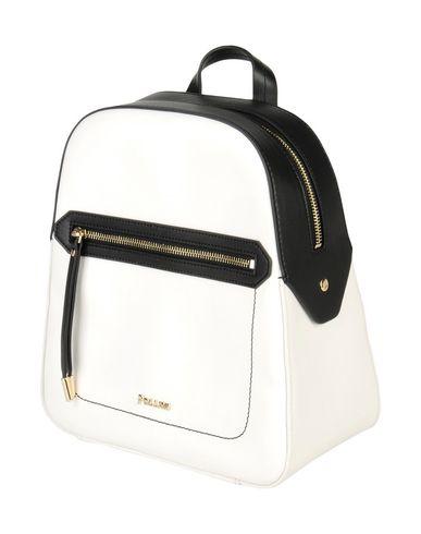 POLLINI レディース バックパック&ヒップバッグ ブラック 紡績繊維