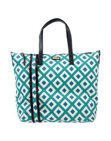 INNUE' レディース ハンドバッグ グリーン 紡績繊維