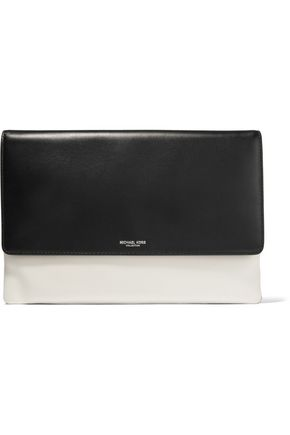 MICHAEL KORS COLLECTION Leather clutch