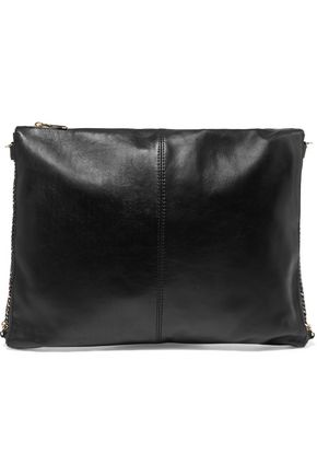 MAJE Maje leather shoulder bag