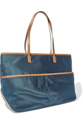 MICHAEL MICHAEL KORS Kempton leather-trimmed shell tote