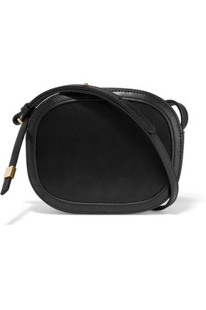 IRIS AND INK Denise Leather shoulder bag