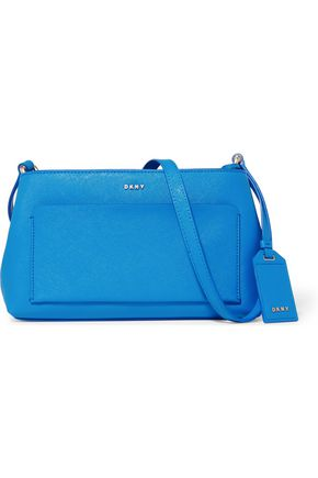 DKNY Bryant Park textured-leather shoulder bag