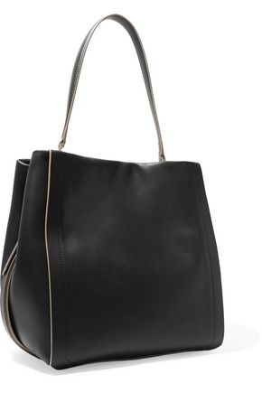 DKNY Greenwich leather shoulder bag