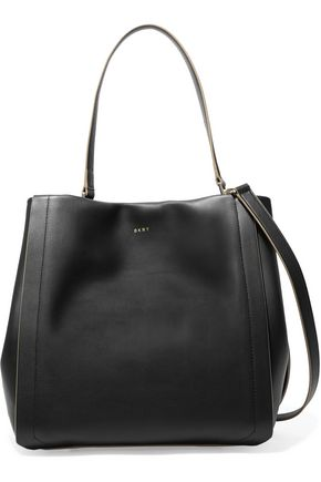 DKNY Greenwich leather shoulder bag