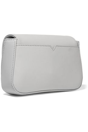 EDDIE BORGO Eliza matte-leather shoulder bag