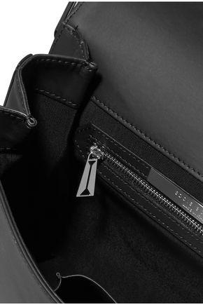 EDDIE BORGO Boyd large matte-leather clutch