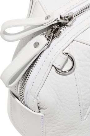 ALEXANDER WANG Emile textured-leather shoulder bag